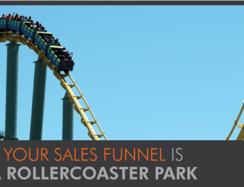 Is Your Sales Funnel Like an Amusement Park? [Sales Funnel, Part 1]