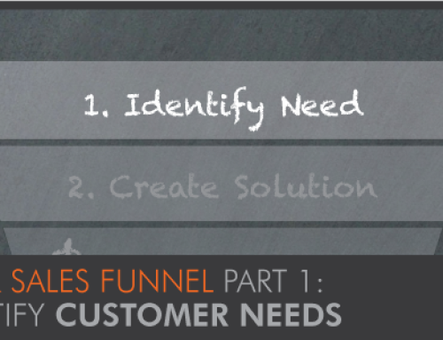 Identify Customer Needs: Step 1 in Building an Effective Sales Funnel [Sales Funnel Part 2]